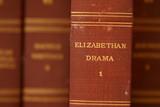elizabethan drama poster