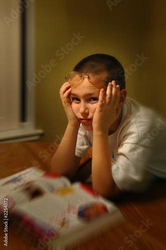 homework frustration #4