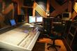 Leinwandbild Motiv recording studio