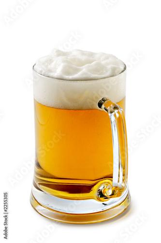 poster of mug of delightful amber beer
