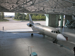 avion d'affaires