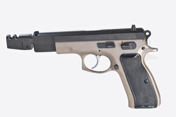 pistolet automatique