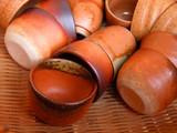 ceramic cups poster