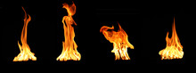 """Постер, картина, фотообои """"fire"""""""