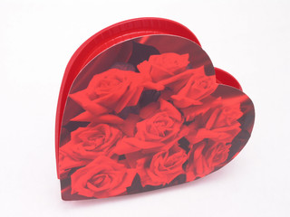 valentines candy box - roses 2