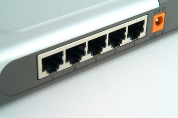 five port ethernet switch