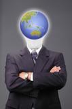 global business metaphore poster
