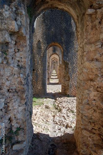 In de dag arch path