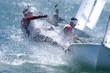 Leinwandbild Motiv sailing man 004