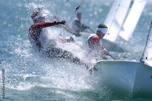 sailing man 004 - 2270968