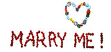 marry me! poster