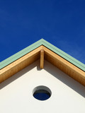 hip roof poster