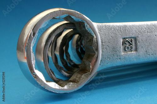Foto op Plexiglas Havana wrench set