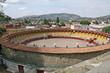 Leinwanddruck Bild - les arénes de tlaxcala