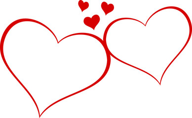 cuori innamorati
