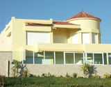 belle villa à oualidia poster
