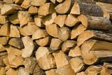 split wood poster