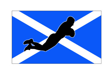 rugby try scotland