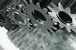 gear mchinery against titanium