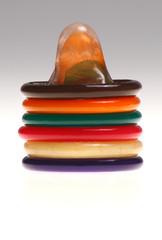 torre de preservativos