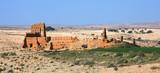 arab ruins poster