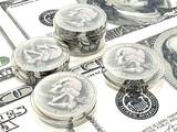 Fototapety money background