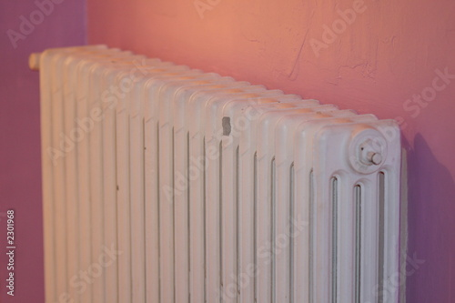 Chauffage central radiateur by c dric chabal royalty free stock photos 23 - Branchement radiateur chauffage central ...