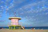 miami beach 01 poster