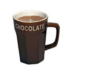 hot chocolate milk