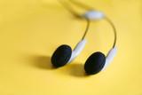 hands-free earphones poster