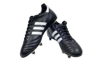 two football boots