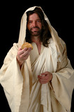 jesus the bread of life poster