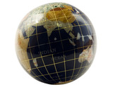 earth globe. poster