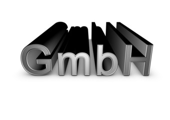 gmbh 3d sign