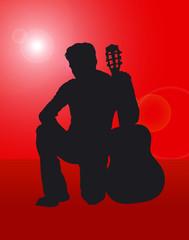 chitarrista 1