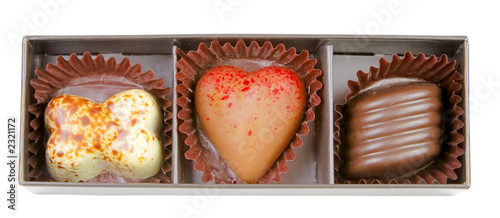 fancy valentine chocolates