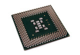 cpu chip poster