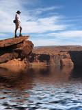 Grand Canyon přehlédnout