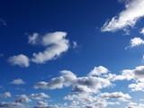 daytime cumulus poster