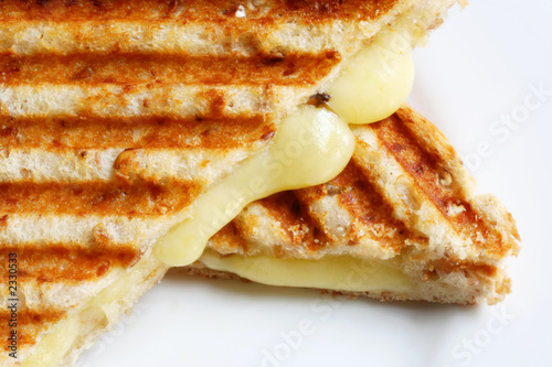 Papiers peints Snack grilled cheese sandwich