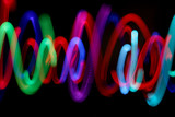 juggling lights poster