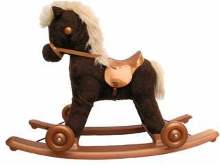 children horse
