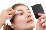 removing makeup poster