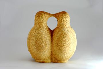 twin bird artifact
