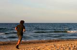 shaggy beach runner poster