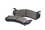 automotive brake shoes ( with clipping path) poster