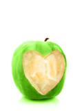 green apple bite poster