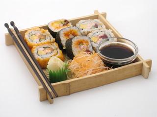 japanische sushi variation