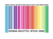 Kolorowy kod kreskowy