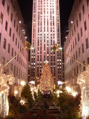 chirstmas new york - 2356750